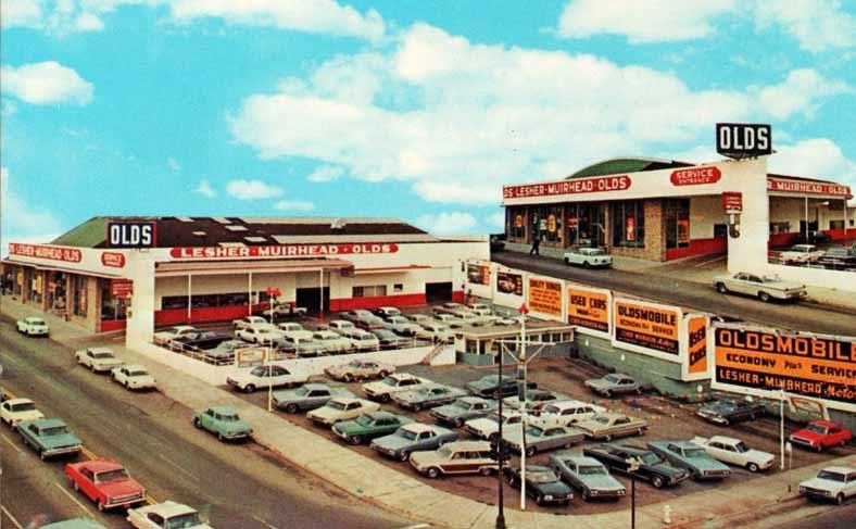 Old School Car Sales Gallery