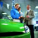 Ticket to Leave Car Salesman Tip