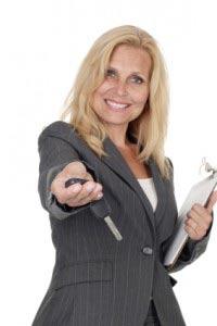 car-saleswoman