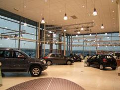 Car Dealer Showroom Traffic