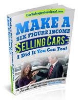 Car Salesman Book and Training Manual