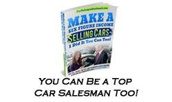 Car Sales Book