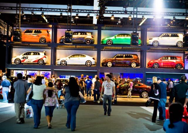 LA Auto Show Main