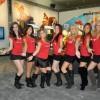 LA Auto Show Mario Kart Girls