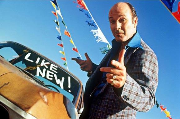 Pushy Car Salesman
