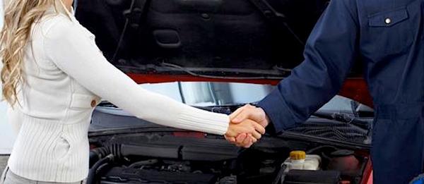 Car Sales Closing Step