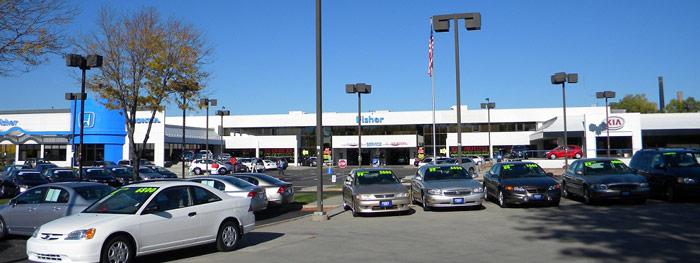 How about a car salesman career?