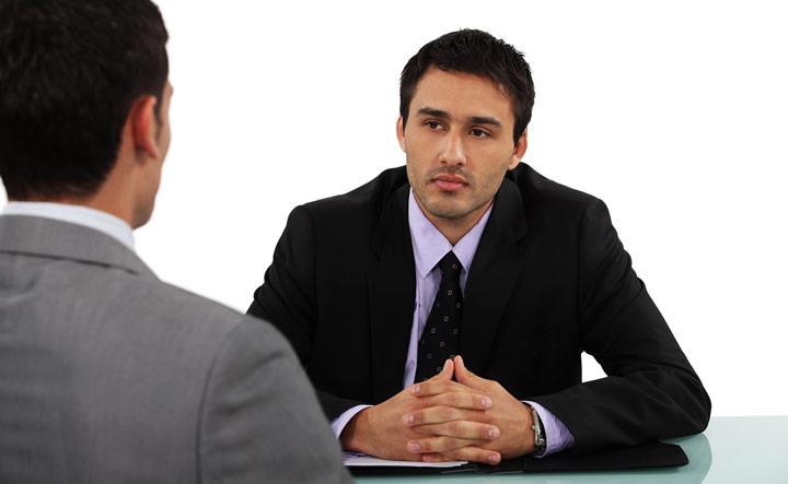 The Car Salesman Interview