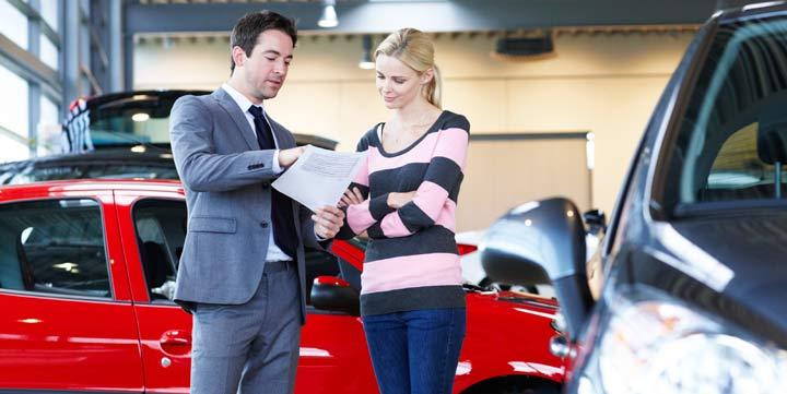 car salesman advice