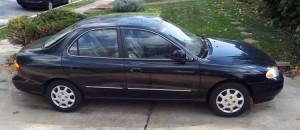 2000 Hyundai Elantra