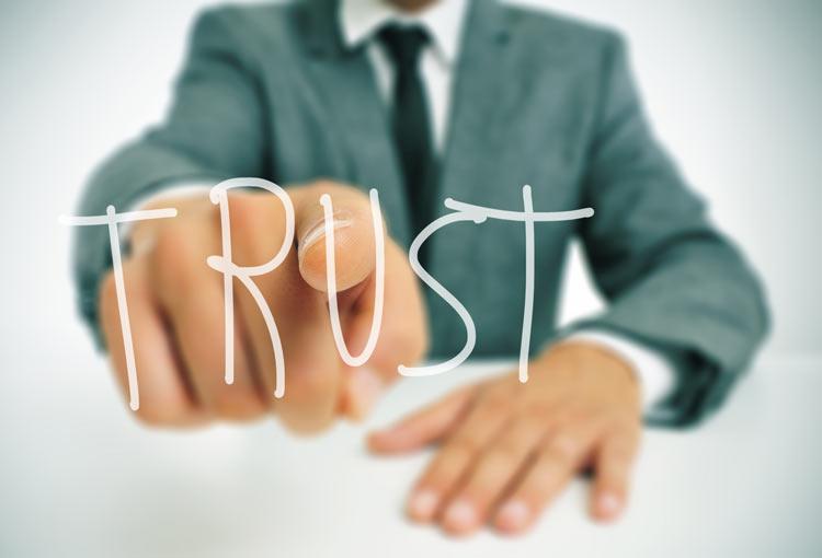 trust a car salesman