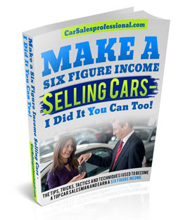 How Much Does a Car Salesman Make