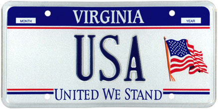 Virginia Car Sales License