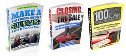 car sales book bundle
