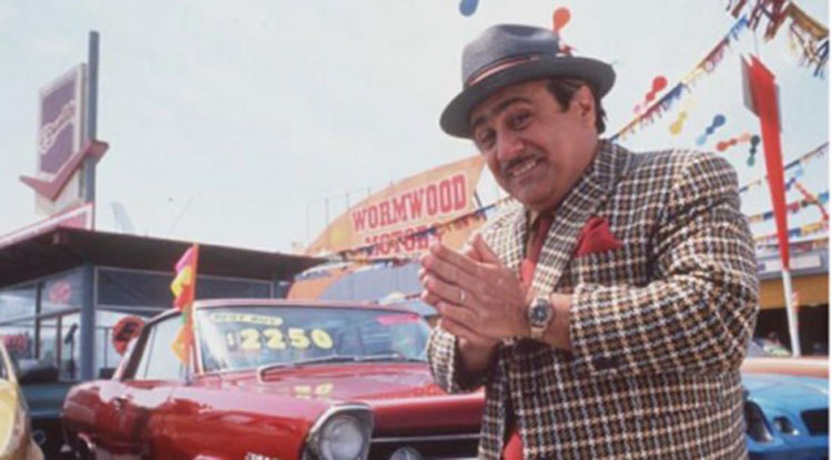 trust and being a car salesman
