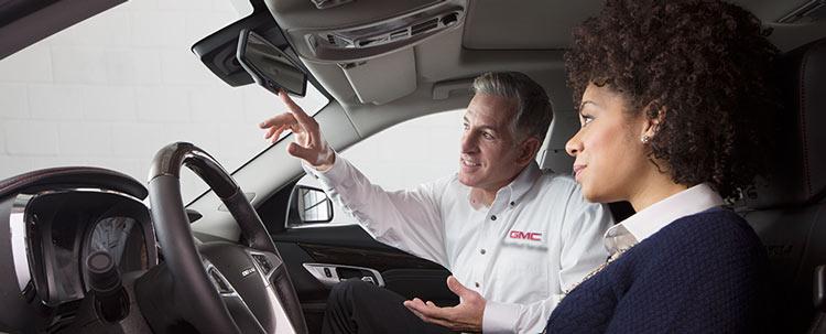 be a car salesman