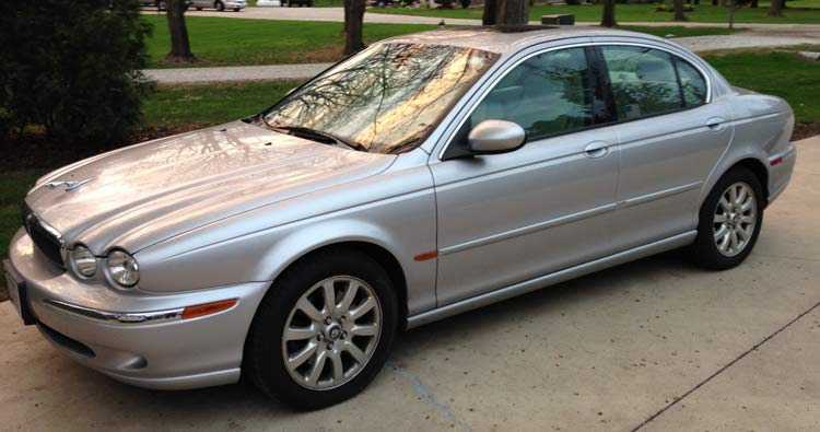 2003 Jaguar X Type
