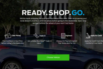 online dealership Ford ready set go